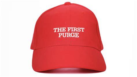 Tráiler de 'La Primera Purga': La América de Trump es la ...