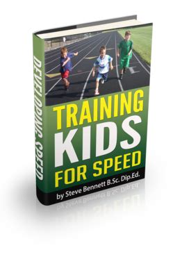 Training Kids For Speed E-book