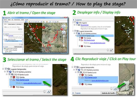 Tramos Virtuales del Rally Islas Canarias 2014 · A Todo ...