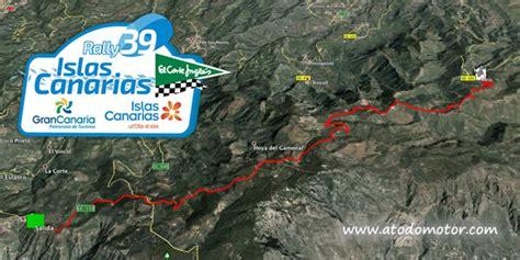 Tramos Virtuales del Rally Islas Canarias 2015 · A Todo ...