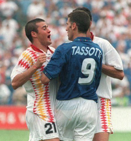 «Tranquilla Italia, non siamo rancorosi» Quel 2-2 che non ...
