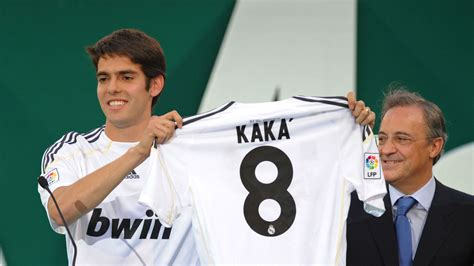 Transfer news: Kaka admits Manchester City interest ...