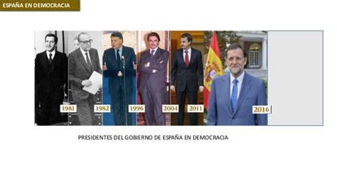 Transición y democracia. España desde 1975