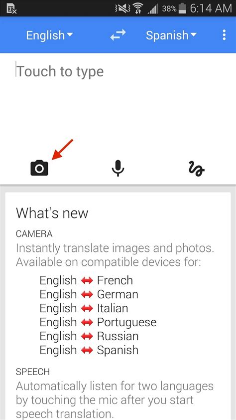 Translate Foreign Text Live in Real Time Using Your ...