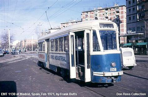 Tranvía EMT   Madrid   Ciudad Lineal Ventas Ascao La Elipa ...