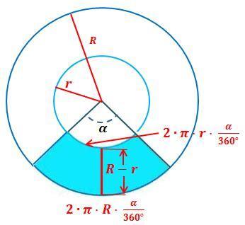 Trapecio circular