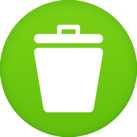 Trash Icon | Circle Iconset | Martz90