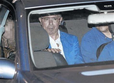 Trasladado a Francisco Granados a la cárcel de Estremera
