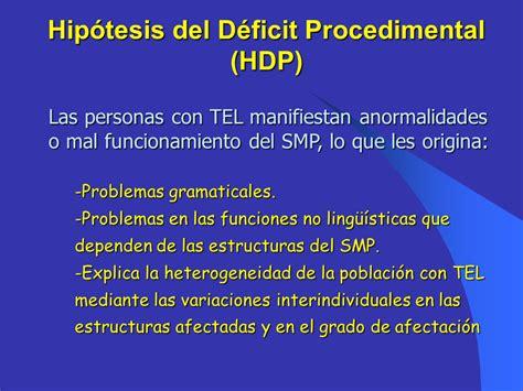 Trastornos Específicos y Generalizados del Desarrollo del ...