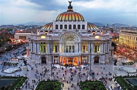 Travel Destinations: Mexico City, Charleston, Savannah ...