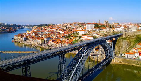 Traveling to Porto City - Northern Portugal