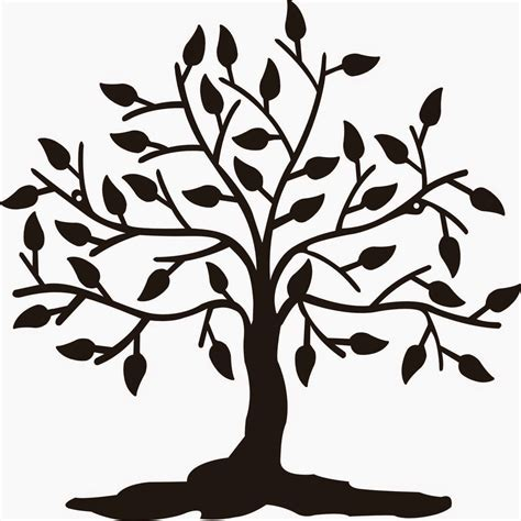 Tree Of Life Clipart   Clipart Suggest