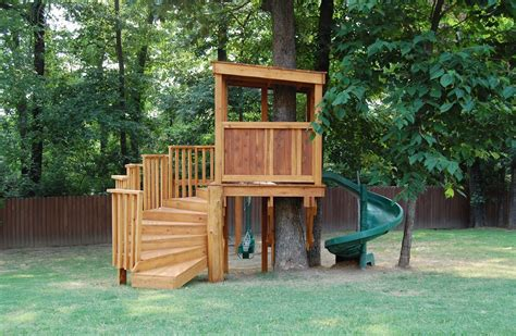 treehouse   Stacey Family Treehouse   DIY; must do ...