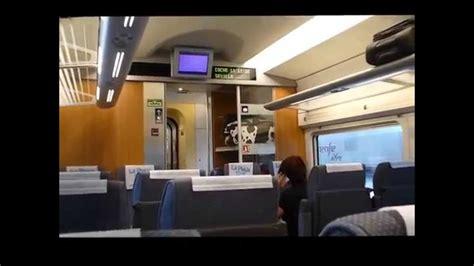 TREN ALTA VELOCIDAD AVE MADRID SEVILLA 1080P - YouTube