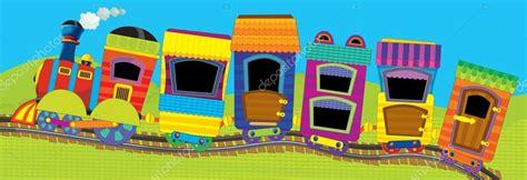 Tren dibujos animados español   Imagui