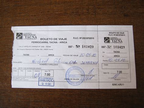 Tren Tacna-Arica 2: subir al tren