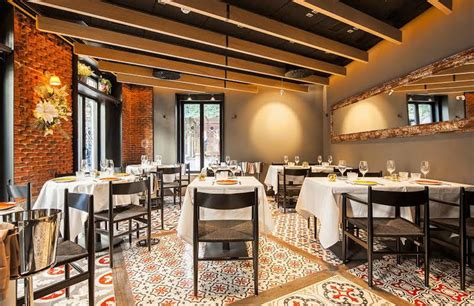 Trendy Restaurants Madrid | Where to Eat | Rent a Car Best ...