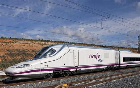 Trenes AVE Barcelona Madrid especiales por la Copa del Rey