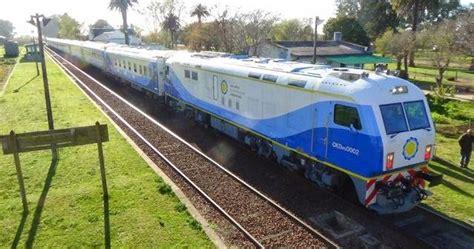Trenes de Argentina, Horarios y Destinos, Megapost - Info ...
