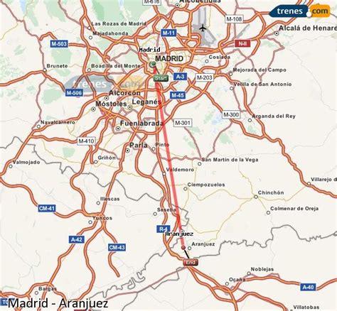 Trenes Madrid Aranjuez baratos, billetes desde 6,05 ...
