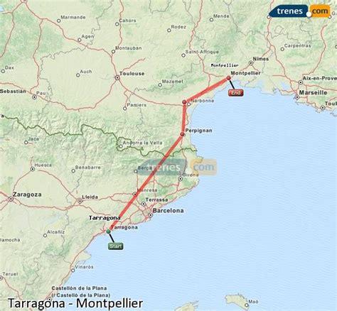 Trenes Tarragona Montpellier baratos, billetes desde 67,00 ...