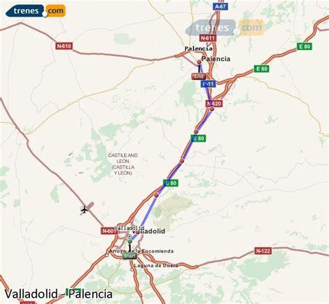 Trenes Valladolid Palencia baratos, billetes desde 4,60 ...