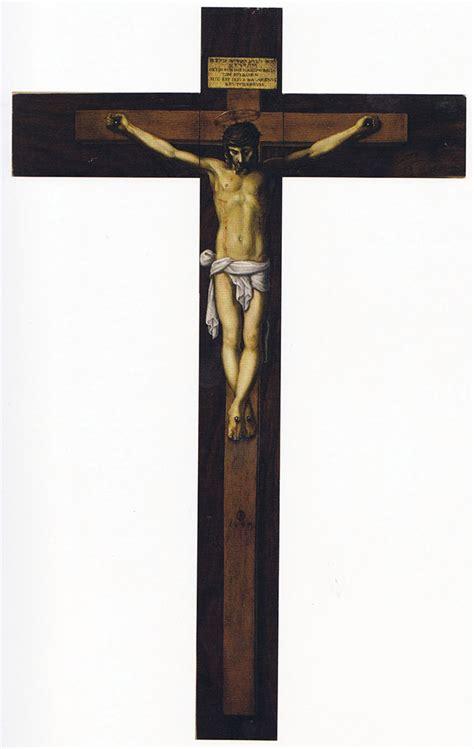 Tres crucificados de Francisco Pacheco - Pasión en Sevilla
