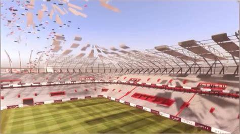 Tres estadios desarmables para el Mundial de Qatar 2022 ...