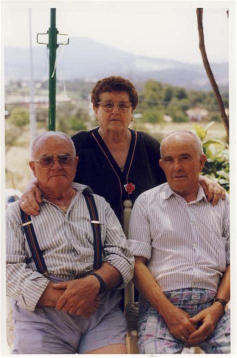 Tres hermanos: Manuel, Paquita y Paco León, JIMENA  Jaén