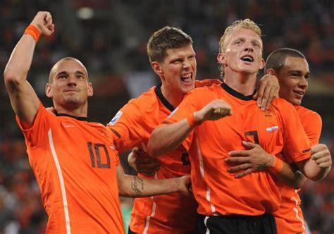 Tres jugadores de Holanda se fueron de fiesta en Brasil ...