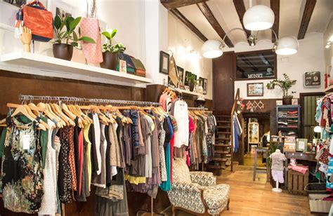 Tres tiendas bonita de ropa bonita en Valencia