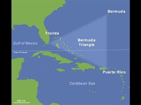 Triangulo de las bermudas, misterio develado, explicaci ...
