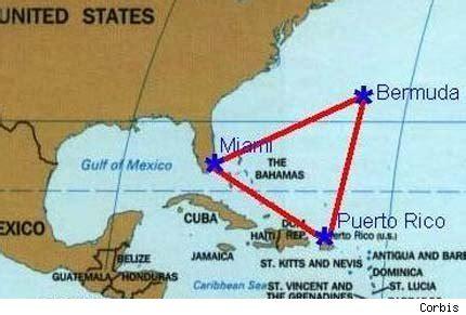 Triángulo de las Bermudas: Una explicación científica ...