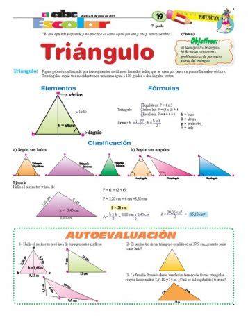 Triángulo   Edicion Impresa   ABC Color