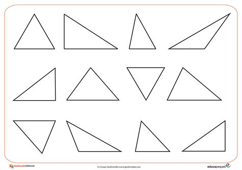 triángulo, figuras geométricas, formas geométricas ...