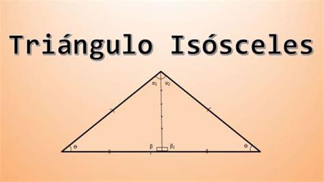 Triángulo isósceles: características, fórmula y área ...