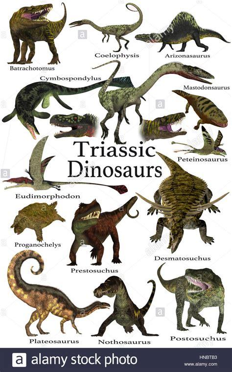 Triassic Period Dinosaurs Names   www.pixshark.com ...