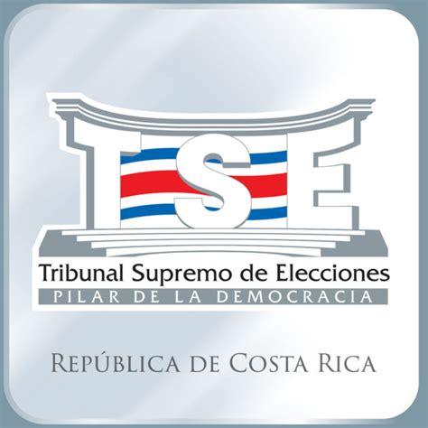 Tribunal Supremo de Elecciones - Costa Rica by TSE-CR on ...