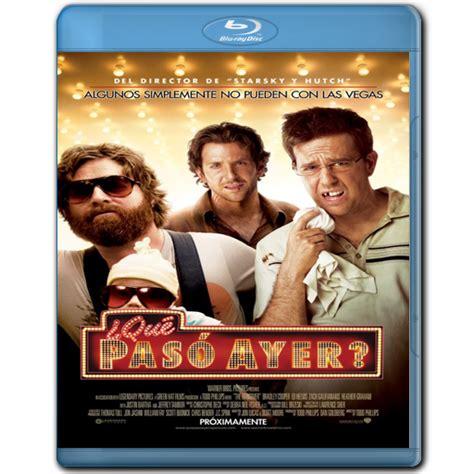 Triologia ¿Que Paso Ayer? I,II,III [DVDrip] - Descargar Gratis