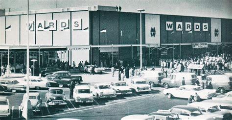 Trip to the Mall: Retro Montgomery Ward Store in Livonia ...