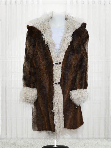 Triple xXx 3 Vin Diesel Xander Cage Fur Coat   Stars Jackets