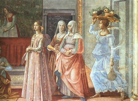 TRISQUELION: Domenico Ghirlandaio: Maestro de Miguel Ángel.