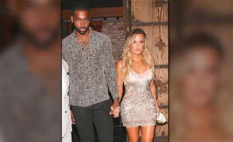Tristan Thompson shares message to Khloe after pregnancy ...