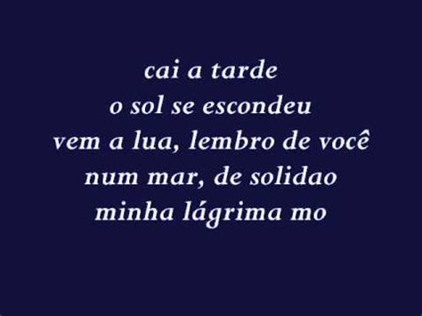 TRISTE   Letra e música  Zê Bittencourt    YouTube