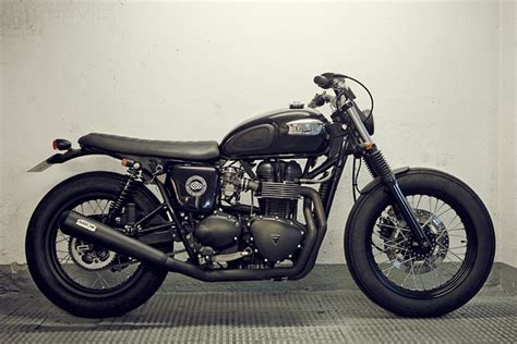Triumph Bonneville by CRD | Bike EXIF