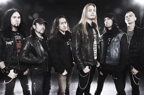 Trivium's Matt Heafy Jamming On A Brand New Dragonforce ...