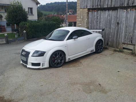 Troc Echange Audi tt 225cv kit rieger blanc parfait etats ...