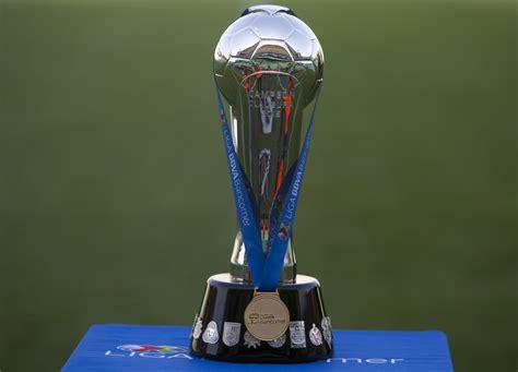 Trofeo Liga Mx   Goal.com