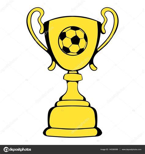 Trofeos De Futbol Soccer En Dibujo Pictures to Pin on ...