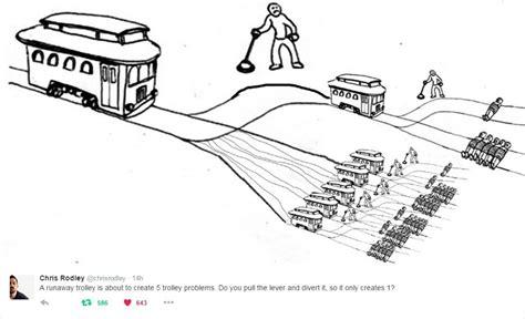 Trolley Problem Memes | James McGrath